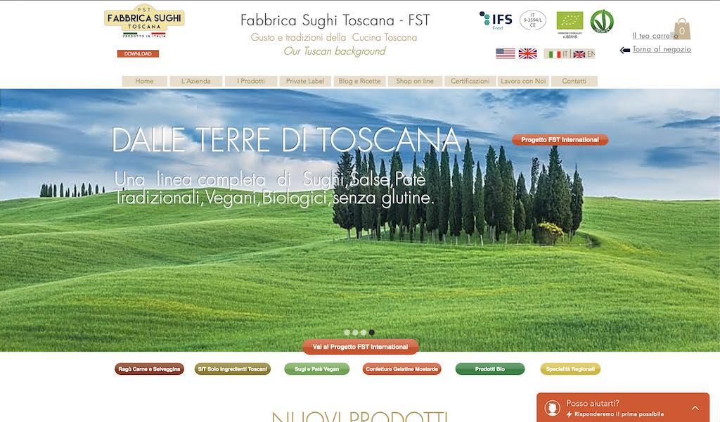 FST Fabbrica Sughi Toscana