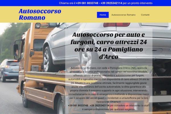 AutoSoccorso Romano
