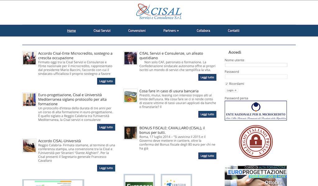 Cisal Servizi e Consulenze