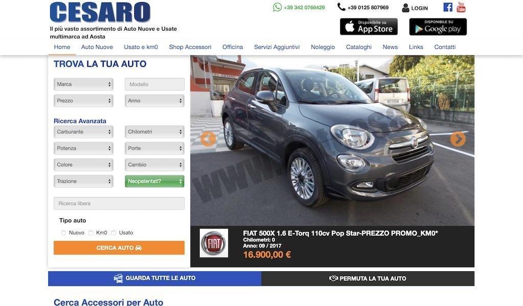 Fiat Cesaro