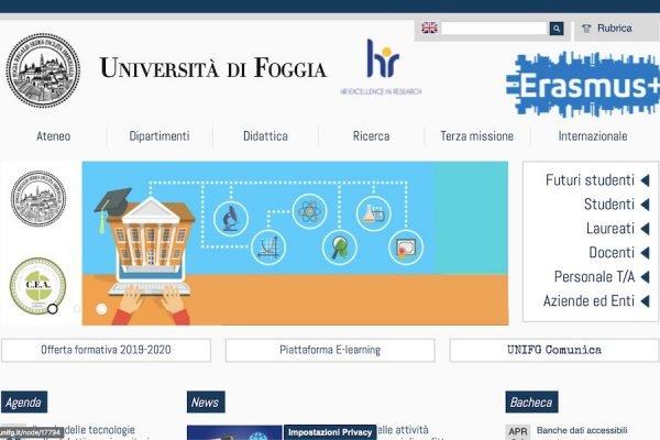 Università di Foggia