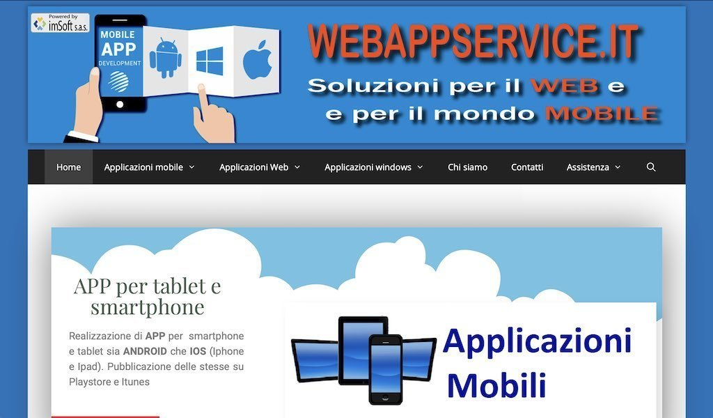 WebAppService