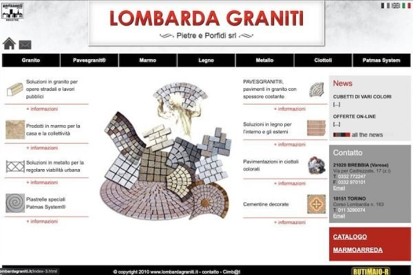 Lombarda Graniti